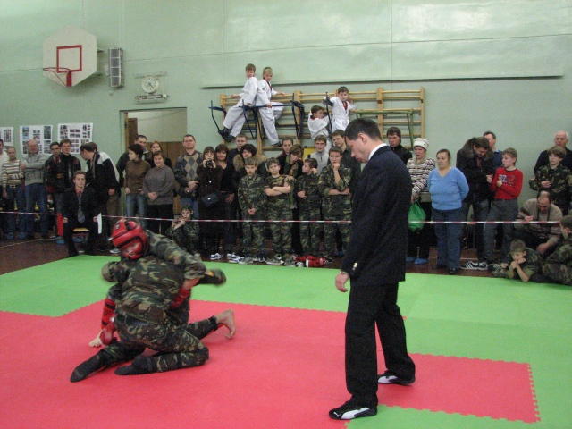 Командный переходящий кубок завоевала команда федерации нокдаун каратэ г москвы